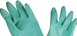 North Nitriguard Unsupported Nitrile Gloves